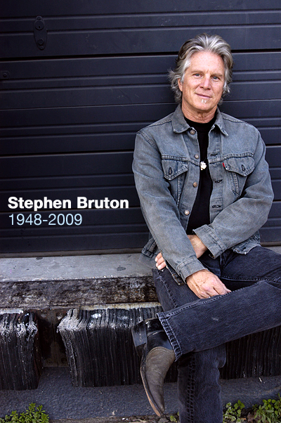 Stephen Bruton Net Worth